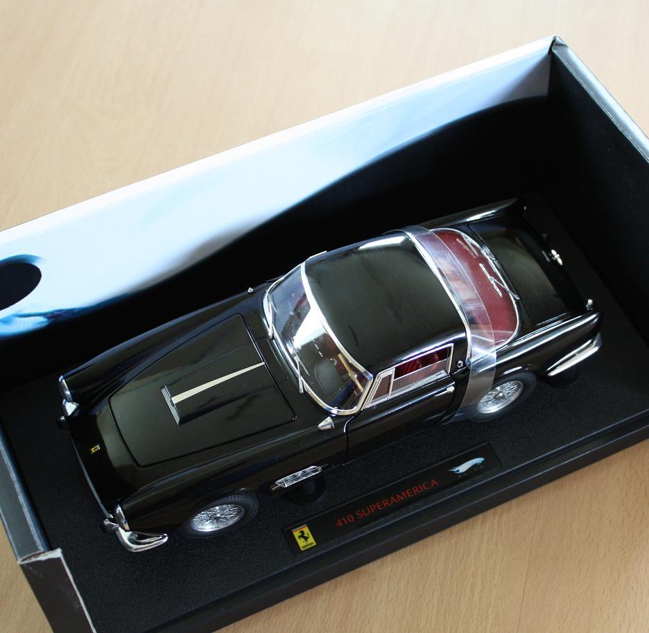 Elite Mattel 1 43 Ferrari 430 Gt3: Andy's Ferrari Models